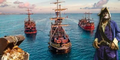 Captain Hook Pirate Dinner